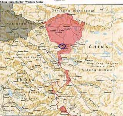 Des bases ovni sous-terraines dans l'Himmalaya China-indiamap2_400x379