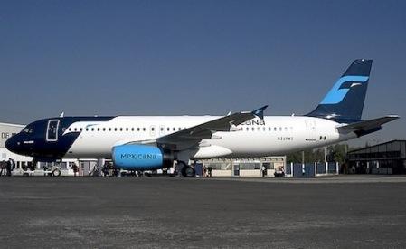 Mexique : un Airbus A-320 vole près d'un ovni Airbusa3202