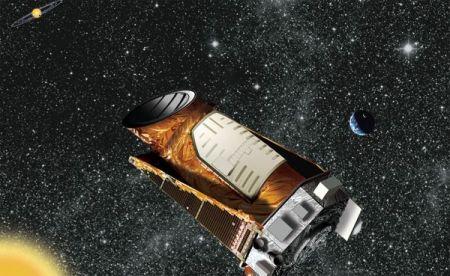 Cinq exoplanètes découvertes par le télescope Kepler Lithoartkepler2-br-1262641123