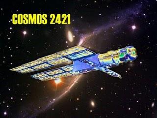 Basé sur les nombres, il suffit d'ajouter 1 au précédent. - Page 19 Cosmos-2421