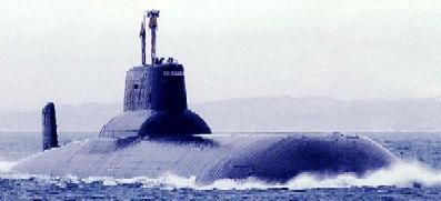 Un sous-marin soviétique poursuivi par un Ovni Russiansub