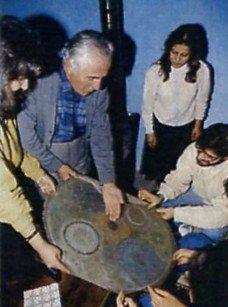Un célèbre contacté Turc et la carte de l'Univers Ocalmap