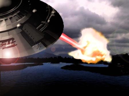 L'Enigme des rayons provenant des ovnis Ufo-blast_darkstroke