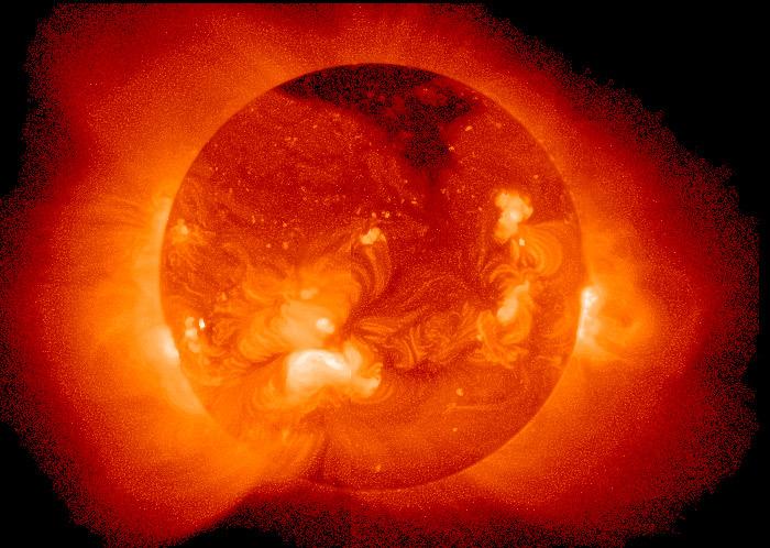 Astronomie soleil_x