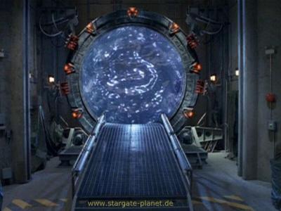 Les scientifiques découvrent la Porte des Etoiles !