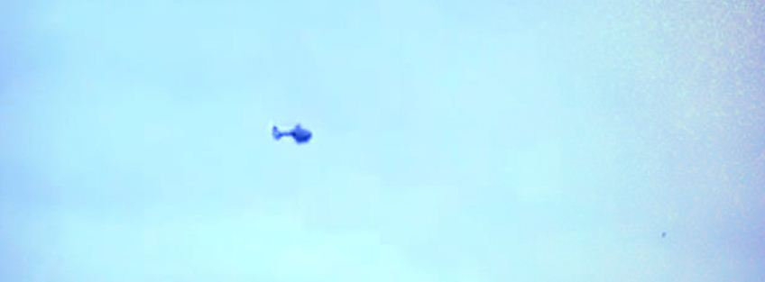Floride... Un hélicoptère tente d'intercepter deux ovnis, 21 juillet 2012 (1/2)