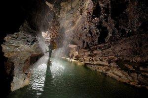 Une expédition record vers la grotte la plus profonde du monde 5