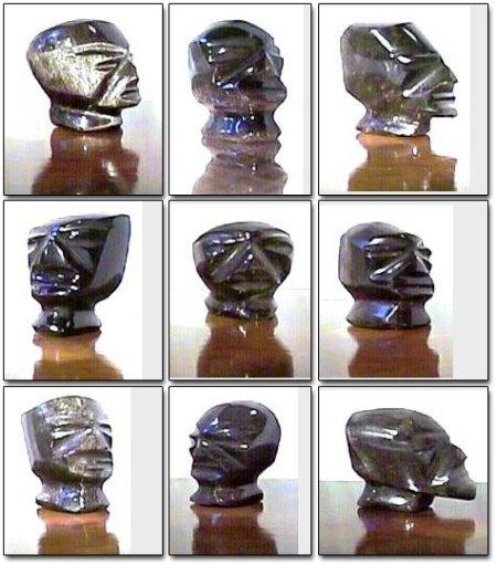 Ovnis et personnages troublants dans l'Art 52971259maya-jpg-1