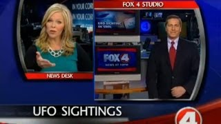 UFOs Continue to Appear in Florida November 27, 2012youtube