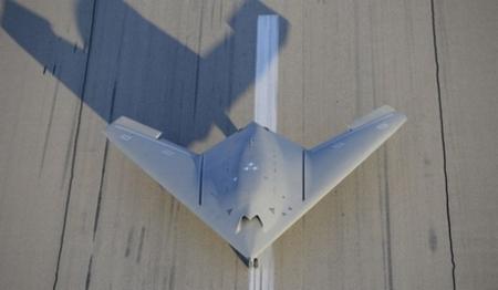 Premier vol du drone furtif européen 4_par7402610