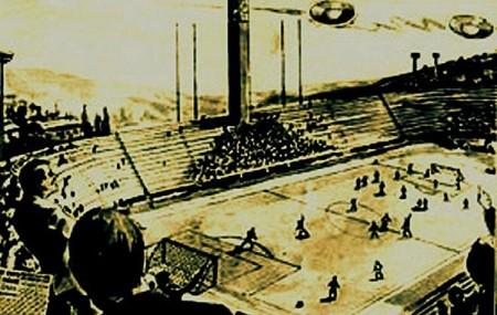 Les ovnis du 27 octobre 1954 lors du match de football de la Fiorentina Fioren-2-jpg