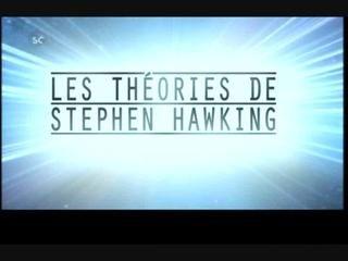 les thtéories de stephen  Hawking