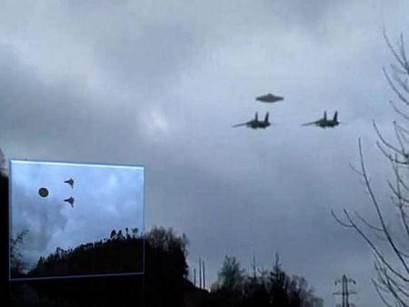 Ovni pris en chasse par des Mig Russes - Documents declassifiés image: defensedz.forumactif.com