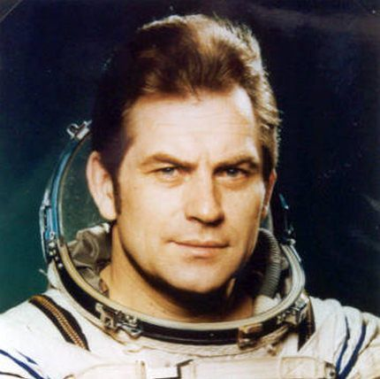 Cosmonaut Major General Vladimir Kovalyonok..ufoevidence.org