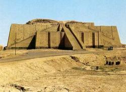 Ziggourat d'Ur, Sumer