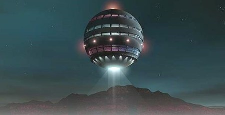 Illustration World Ufo Photos