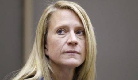 Karen Nyberg Photo : EPA