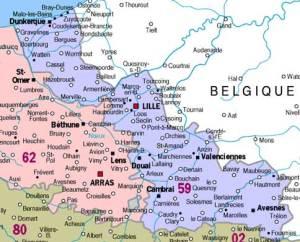 Capinghem se situe près de LILLE, à proximité de LOMME Source : http://ville.capinghem.free.fr/