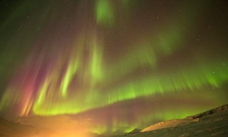 illustration d'une aurore boréale crédit: blogs.voyance-astrologie.wengo.fr/