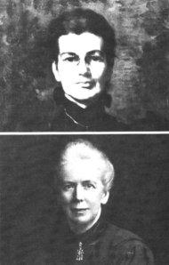 Miss Moberly et Miss Jourdain. crédit: nformateur.creerforums.fr/