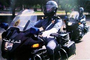 motard-gendarmerie-maroc