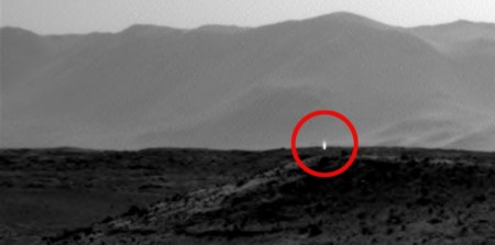 Etrange lumière sur Mars ... 7187915-photo-une-etrange-lumiere-reperee-sur-mars