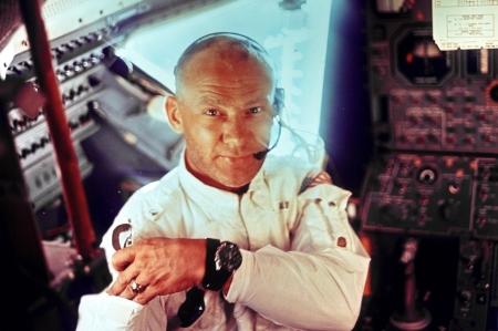 Buzz Aldrin pendant la mission Apollo 11 © Nasa/Reuters