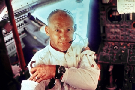 Buzz Aldrin pendant la mission Apollo 11 © Nasa/Reuters