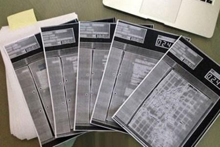 Le Puttgarden-Case couvre à lui seul 5 pages sur les dossiers ovnis du BND |Copyright: Bundesarchiv.de (Crédit: grenzwissenschaft-aktuell.de)