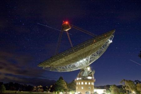 Crédit: John-Sarkissian-CSIRO-Parkes-Observatory