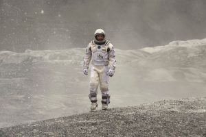 INTERSTELLAR de Christopher Nolan, 2014, USA. (© Warner Bros. - Paramount )