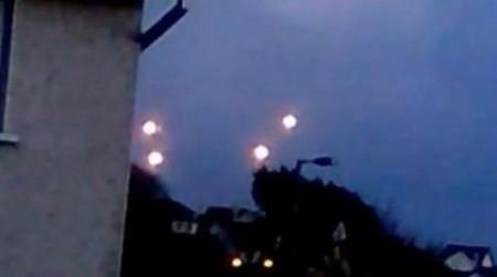 OVNIS à San Diego, dans la région de Tijuana au Mexique? Crédit: the-x-files.fr/