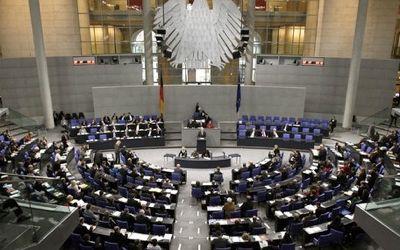 le Bundestag chambre basse allemande crédit photo: voltairenet.org