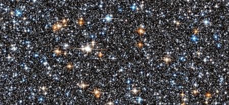 Le bulbe de la Voie lactée observé par le télescope Hubble | Nasa via slate.fr