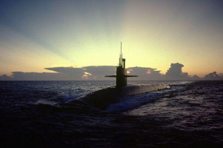 La plupart des contacts étaient avec des sous-marins russes affirment les auteurs. Crédit image: express.co.uk/